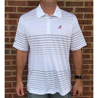 Alabama Ping White Polo