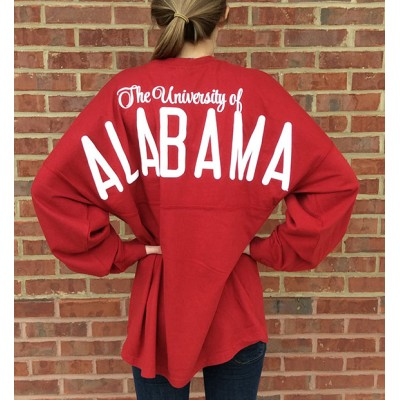 UA Crimson Spirit Jersey