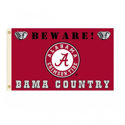 Bama Country House Flag