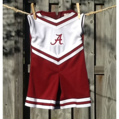 Bama Toddler Cheer Outfit