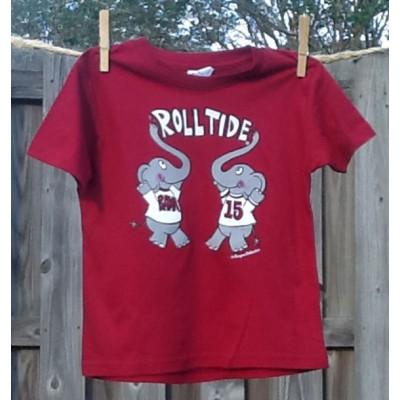 Mascot Party Toddler Shirt