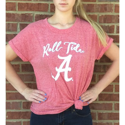 Tide Red Knot Tee