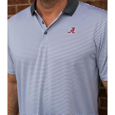 Nike Golf Grey Stripe
