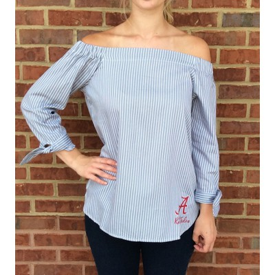 Off Shoulder Bama Top
