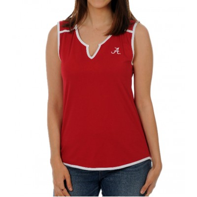 Bama Red Tunic Tank