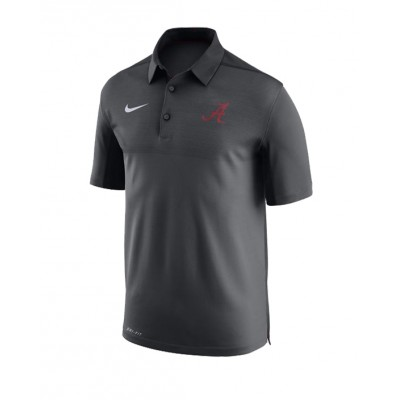 Charcoal Elite Coaches Polo