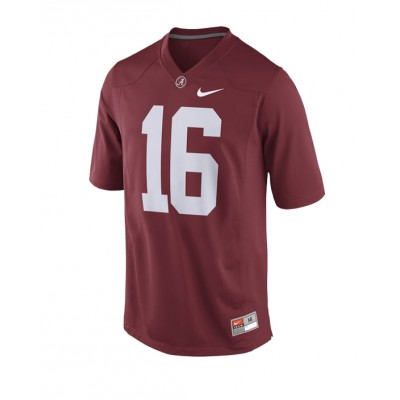 #16 Youth Crimson Jersey