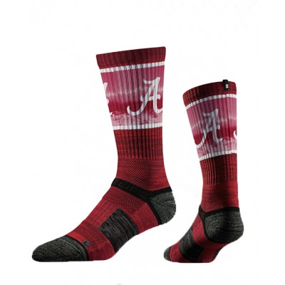Bama Crimson Tide Sock