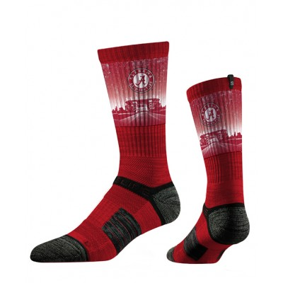 Bama Stadium Crew Sock