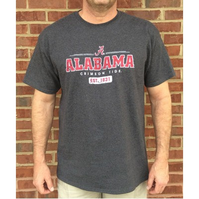 Bama Anthracite Grey Shirt