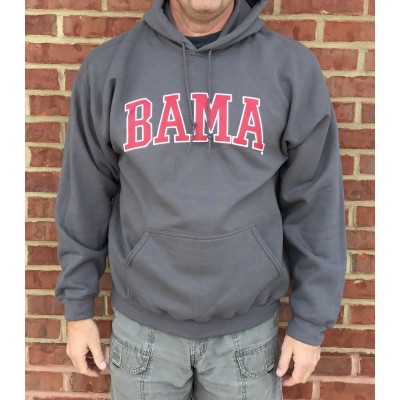 Bama Classic Grey Hoodie
