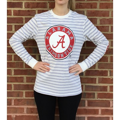 Bama Circle Elbow Patch