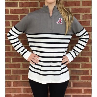 Bama Black White Pullover