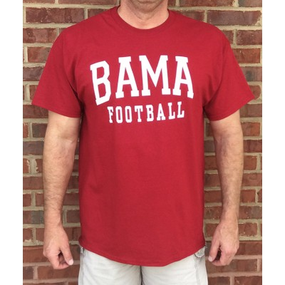Bama Football Red Shirt