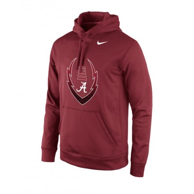 Nike Crimson Circuit Hoodie