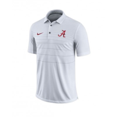 Early Season White Polo
