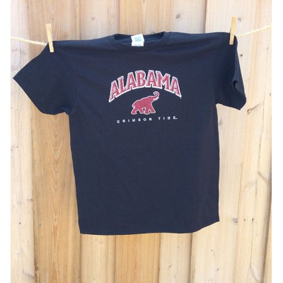 Bama Youth Black Shirt