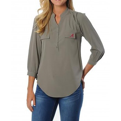 Ladies Bama Grey Tunic
