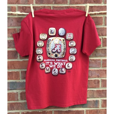 16 Rings Youth Shirt