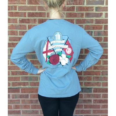 L/S Chimes Comfort Colors