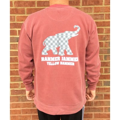 Comfort Colors Logo Sweatshirt