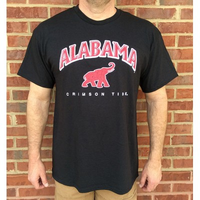 Bama Black Elephant Shirt