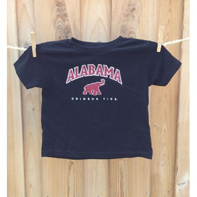 Bama Black Toddler Shirt