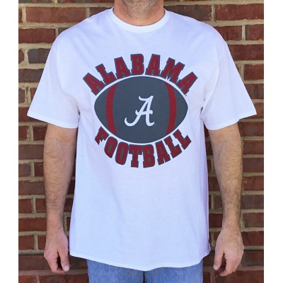 AL Football White Shirt