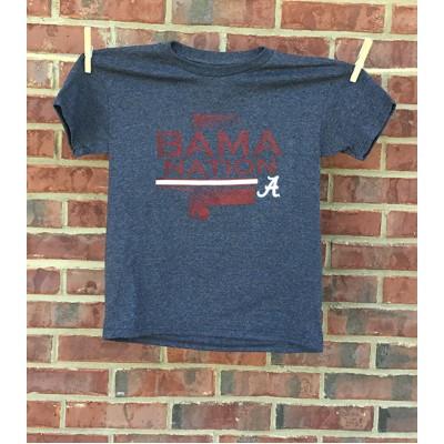 Bama Nation Youth Shirt
