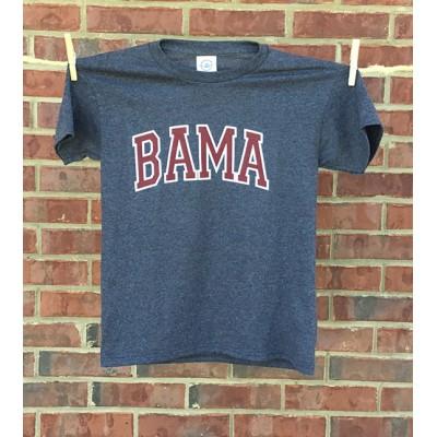 Bama Youth Grey Shirt