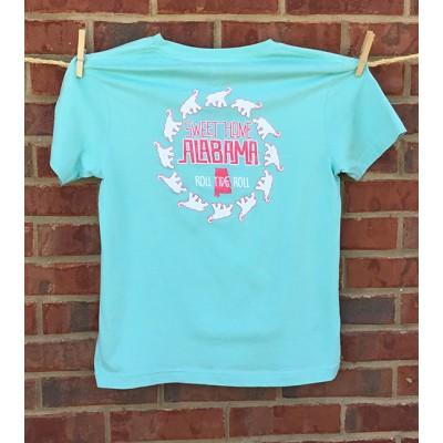 Circle Mint Youth Shirt
