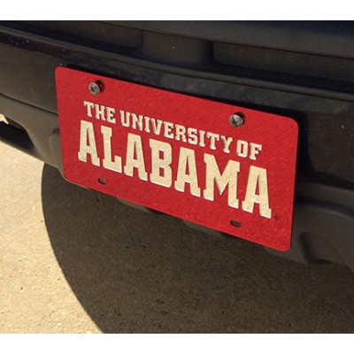 Alabama Car Tag Style 15