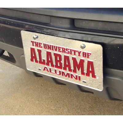 Alabama Car Tag Style 26