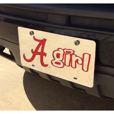 Alabama Car Tag Style 6
