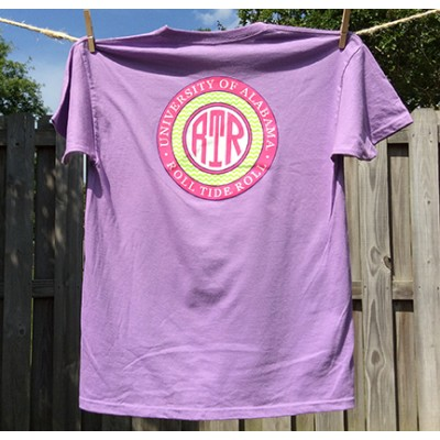 Lavender RTR Youth Shirt