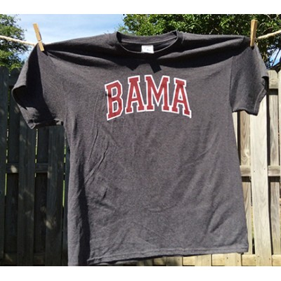 Bama Youth Grey Shirt