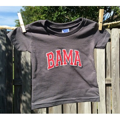 Bama Toddler Grey Shirt